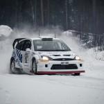 SM Rallysprint Falun 2013