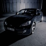 Hyundai Genesis Coupe shoot photoshoot Hyundai Genesis Coupe blixtfoto
