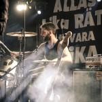 Assblaster   Kulturnatten Uppsala uppsala spelning konsert fyristorg assblaster