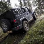 Offroad Skogstibble skogstibble skogskörning offroad mudd lera