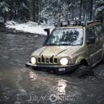 Offroad Rörken Januari 2014 vinter rörken offroad lera