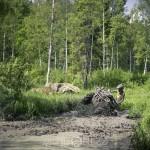 Bessemerträffen Hofors 2014 skogen offroad lera hofors bessemerträffen