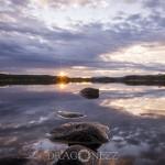 Semester   På vägen mot Norge renar ren nipfjäll idre berg