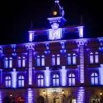 Allt Ljus På Uppsala 2014 uppsala. färger ljusintallation ljus lampor alltljuspåuppsala allt ljus på uppsala allt ljus