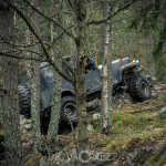 Offroad Botkyrka November 2014 skogen offroad lera botkyrka bilar