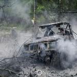 Offroad Rörken December 2014 skogen rörken offroad lerbågar lera körsådetryker brännergummi