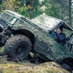 Offroad Rörken Oktober ute i skogen uppsala skogskörning skogen rörken offroad jeepkörning jeep