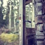 Torpet på berget ue torp skog övergivet old öde hartassar deserted house deserted berg abandoned