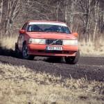 Energikontrollsprinten Norrköping 2016 vårväder vårrally rallysprint rally norrköping himpan Himmelstalund grussprut grusrally grus energikontrollsprinten