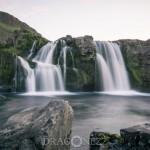 Island 2016   Dag 1 waterfall vattenfall väg ödehus Kirkjufell islandshäst island iceland häst bro asfalt