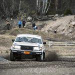 Aprilsprinten Eskilstuna 2017 vårrally sprint rallysprint rally grusrally eskilstuna ekebybanan aprilsprinten