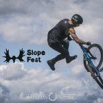 Slopefest 2017 trick slopefest slope fest nabban mountainbike kyrktjärn jump hymmersbacken hopp bikepark bike alfta