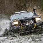 Lucia Körning Sandlycke Offroad vatten strängnäs sandlycke offorad mud lerbågar lera boggers