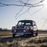 Rover Mini 97 rover mini klassiker finbil classic car bil