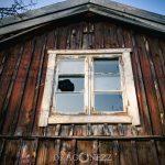 Återbesök vid ödetorpet i skogen tomt stuga skogen övergivet ödetorp ödehus öde ensamt ensamhet abandoned