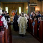 Lillehammer Vingrom norge Lillehammer konfirmation kirke fjord berg