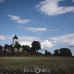 Semesterdag sommar ruin nivsta gård Nivsta mörby slott bilträff bilar